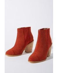 Anthropologie - Micro-studded Boots - Lyst