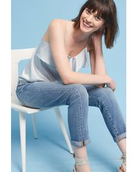 Pilcro - Hyphen Mid-rise Relaxed Jeans - Lyst