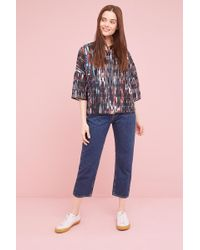 Just Female - Mel Cropped Jeans - Lyst