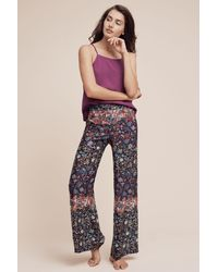 Anthropologie - Laurel Printed Pyjama Bottoms - Lyst