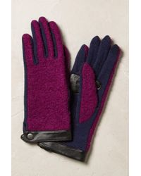 Anthropologie - Boucle Gloves - Lyst