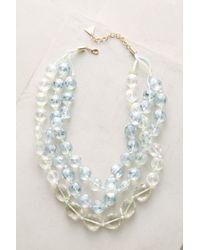 Serefina - Orbital Layered Necklace - Lyst