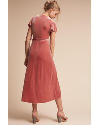 8d26850dc6be Anthropologie E Africa Pili Party Dress in Red | Lyst