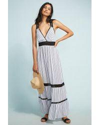 Lilka - Jaluit Striped Maxi Dress - Lyst