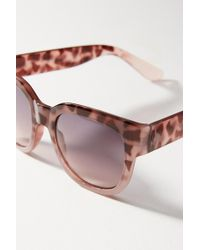 Anthropologie | Alana Tortoise Sunglasses | Lyst