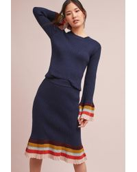 Harlyn - Zuri Sweater Skirt - Lyst
