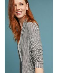 Anthropologie - Marion Striped Cardigan - Lyst