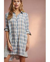 Saturday/sunday | Plaid Sleep Shirt | Lyst