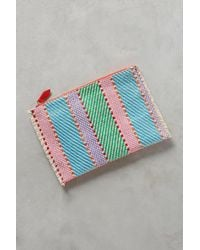 Anthropologie - Chevy Pouch - Lyst