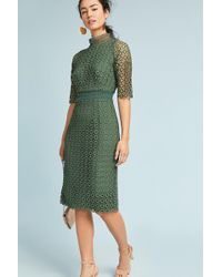 Shoshanna - Laila Lace Dress - Lyst