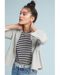 AMO | Flounced Jacket | Lyst