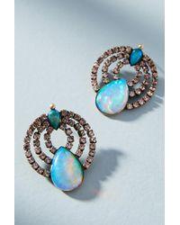 Lionette - Shayk Post Earrings - Lyst