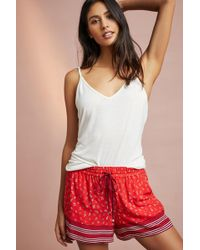 Floreat | Sweatheart Sleep Shorts Frances Sleep Cami | Lyst