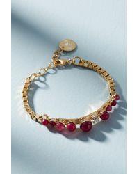 Anton Heunis - Arisha Stone Bracelet - Lyst