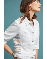 Mcguire - Baja Embroidered Denim Jacket - Lyst