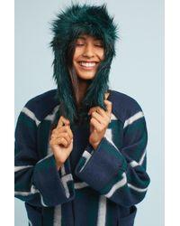 Helen Moore | Spruce Faux Fur Trapper Hat | Lyst