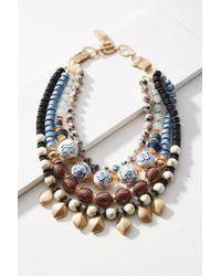 Anthropologie - Macerata Necklace - Lyst