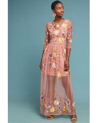 Meadow Rue - Palais Maxi Dress - Lyst