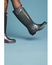 HUNTER - Starcloud Tall Rain Boots - Lyst