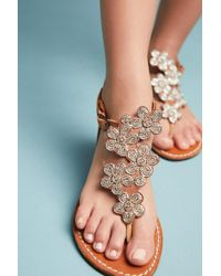 Laidbacklondon - Late Bloomer Sandals - Lyst