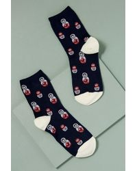 Anthropologie - Matryoshka Socks - Lyst