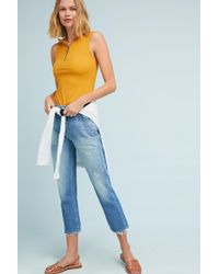 Closed - Heartbreaker High-rise Relaxed Cropped Jeans - Lyst
