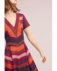 HD In Paris   Burbank Striped Dress   Lyst
