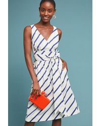 Tracy Reese - Susie Striped Dress - Lyst