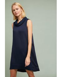 Saturday/sunday - Carly Cowl-neck Dress - Lyst