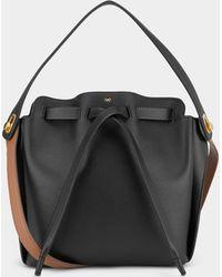 Anya Hindmarch Small Shoelace Drawstring Bag