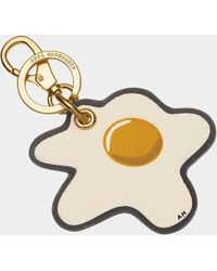 Anya Hindmarch - Egg Key Ring - Lyst