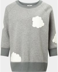 Anya Hindmarch - Cloud Sweatshirt - Lyst