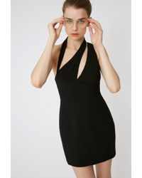 AQ/AQ - Florence Cut-out Mini Dress - Lyst
