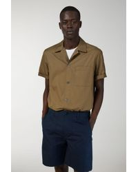 ARKET - Pinpoint Oxford Utility Shirt - Lyst