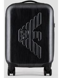 Emporio Armani Rolling Suitcase