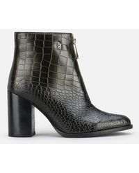 Emporio Armani | Ankle Boots | Lyst