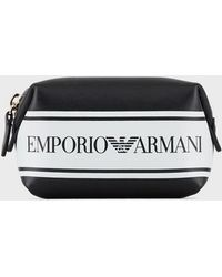 Emporio Armani - Beauty Case - Lyst