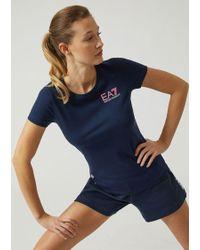 Emporio Armani - T-shirt - Lyst