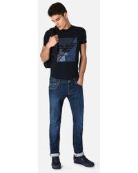 Emporio Armani | Slim Jeans | Lyst