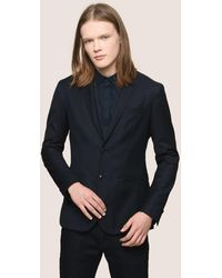 Armani Exchange - Tailored Two-button Blazer - Lyst