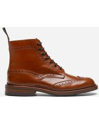 Tricker's - Tricker's Stow Country Boot - Lyst