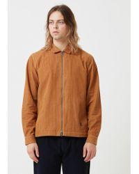 Folk - Signal Cotton-corduroy Jacket - Lyst