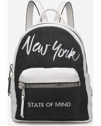Ashley Stewart - Ny State Of Mind Backpack - Lyst