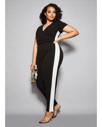 00704516b0ac2 Lyst - Ashley Stewart Plus Size Secret Agent Halloween Costume in Black