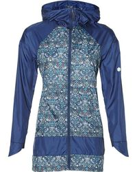 Asics - Liberty Fabrics Collection Long Sleeve Running Jacket - Lyst