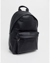 Ben Sherman Backpack In Black