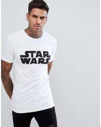 ASOS - Design Star Wars Muscle T-shirt - Lyst