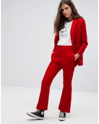 Pepe Jeans - Gold Label Sunset Tailored Trousers - Lyst