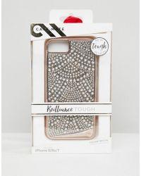Case-Mate - Brilliance Iphone 6/6s/7/8 Case In Diamante - Lyst