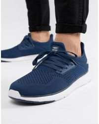 Red Tape - Trainer In Blue - Lyst